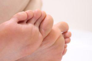 foot stinking