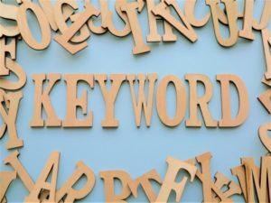 keyword 2